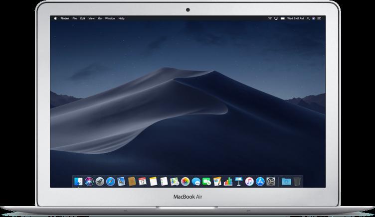 MacBook Air 13 inch 1.8GHz i5 8GB 128GB SSD (2017)