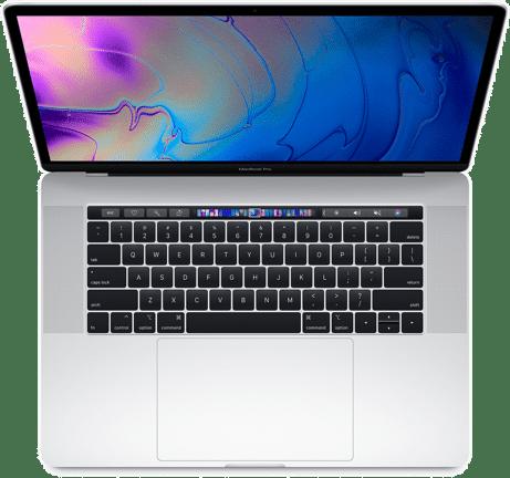 MacBook Pro 15 inch 2.2GHz i7 16GB 256GB SSD (2018)