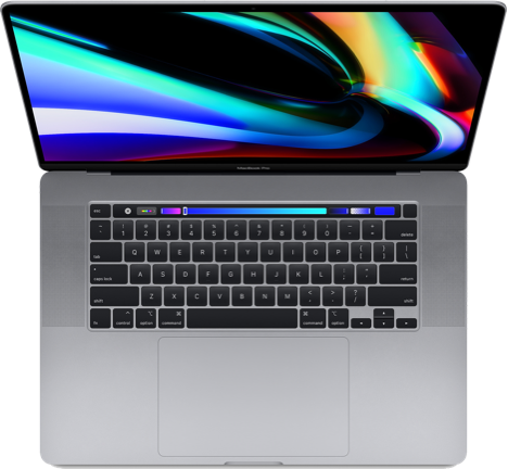 MacBook Pro 16 inch 2.3GHz i9 16GB 1TB SSD (2019)