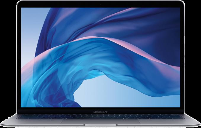 MacBook Air 13 inch 1.1GHz i3 8GB 256GB SSD (2020)