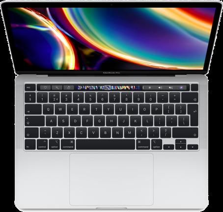 MacBook Pro 13 inch 2.0GHz i5 16GB 512GB SSD (2020)